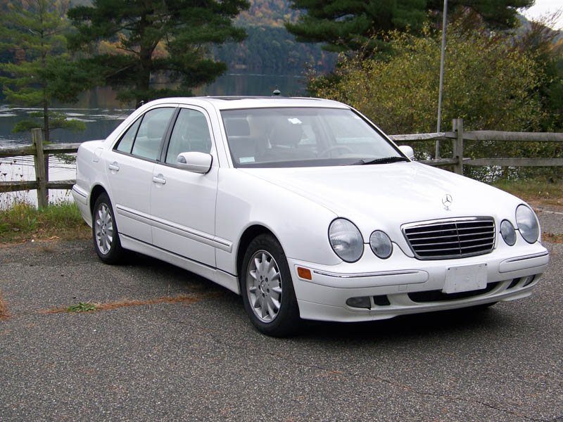 Redline engineering for 2001 mercedes benz e320