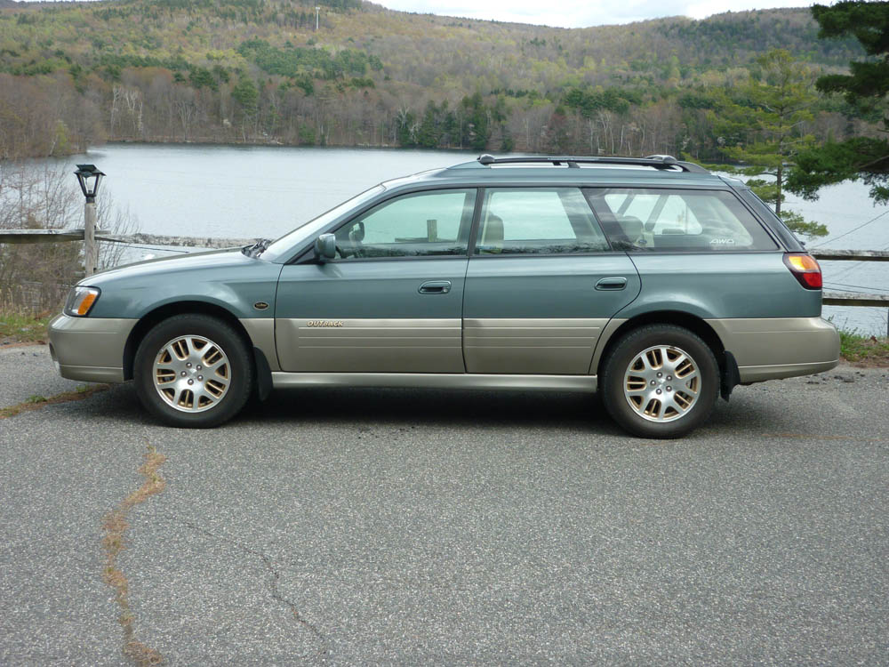 Ll Bean Subaru >> Redline Engineering - 2002 Subaru Outback Wagon LL Bean H6 - $11,995