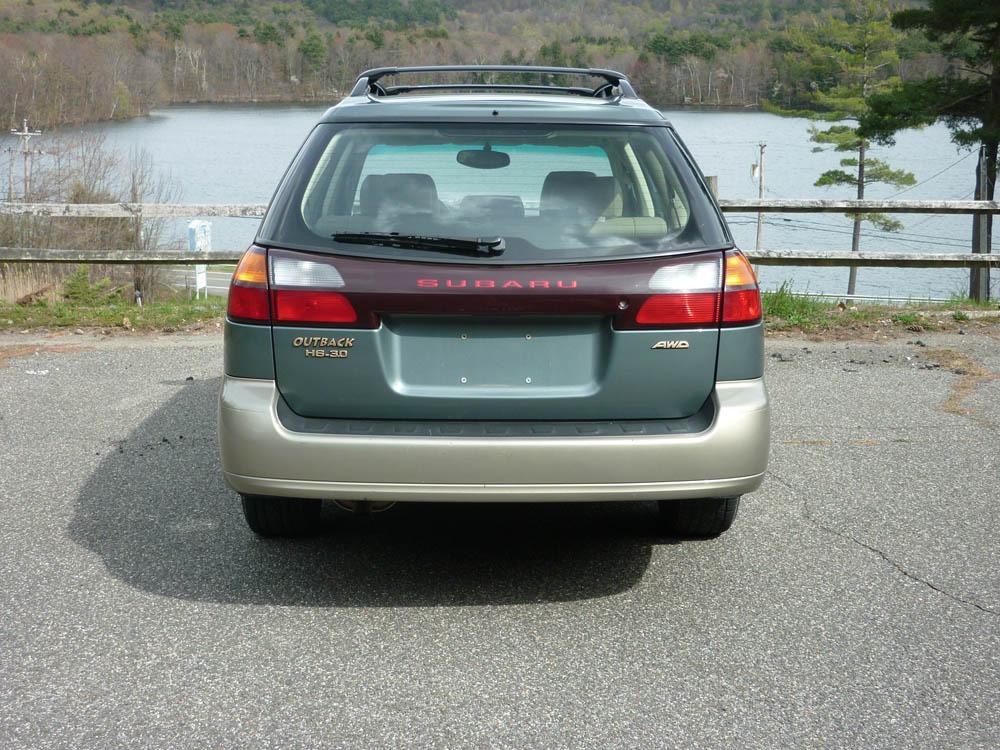 Subaru Ll Bean >> Redline Engineering - 2002 Subaru Outback Wagon LL Bean H6 - $11,995