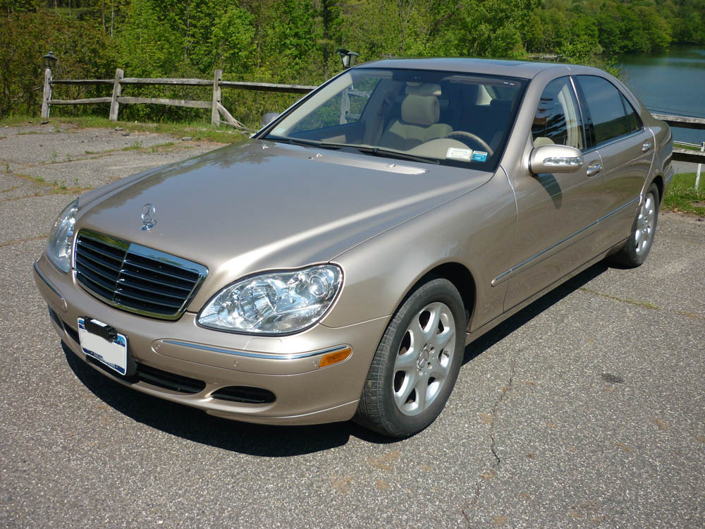 2006 mercedes benz s430 4matic