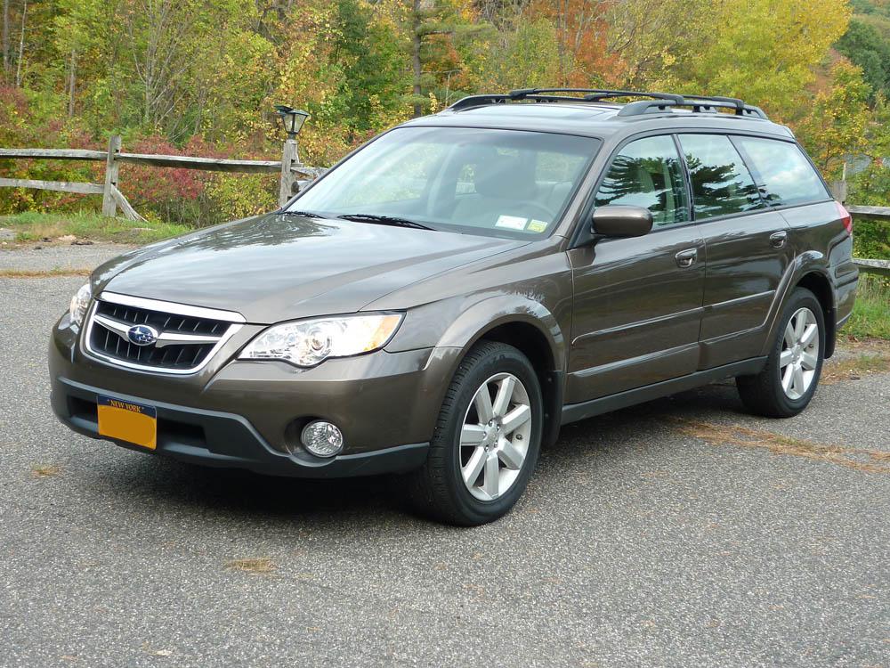 2008 Subaru Outback Limited