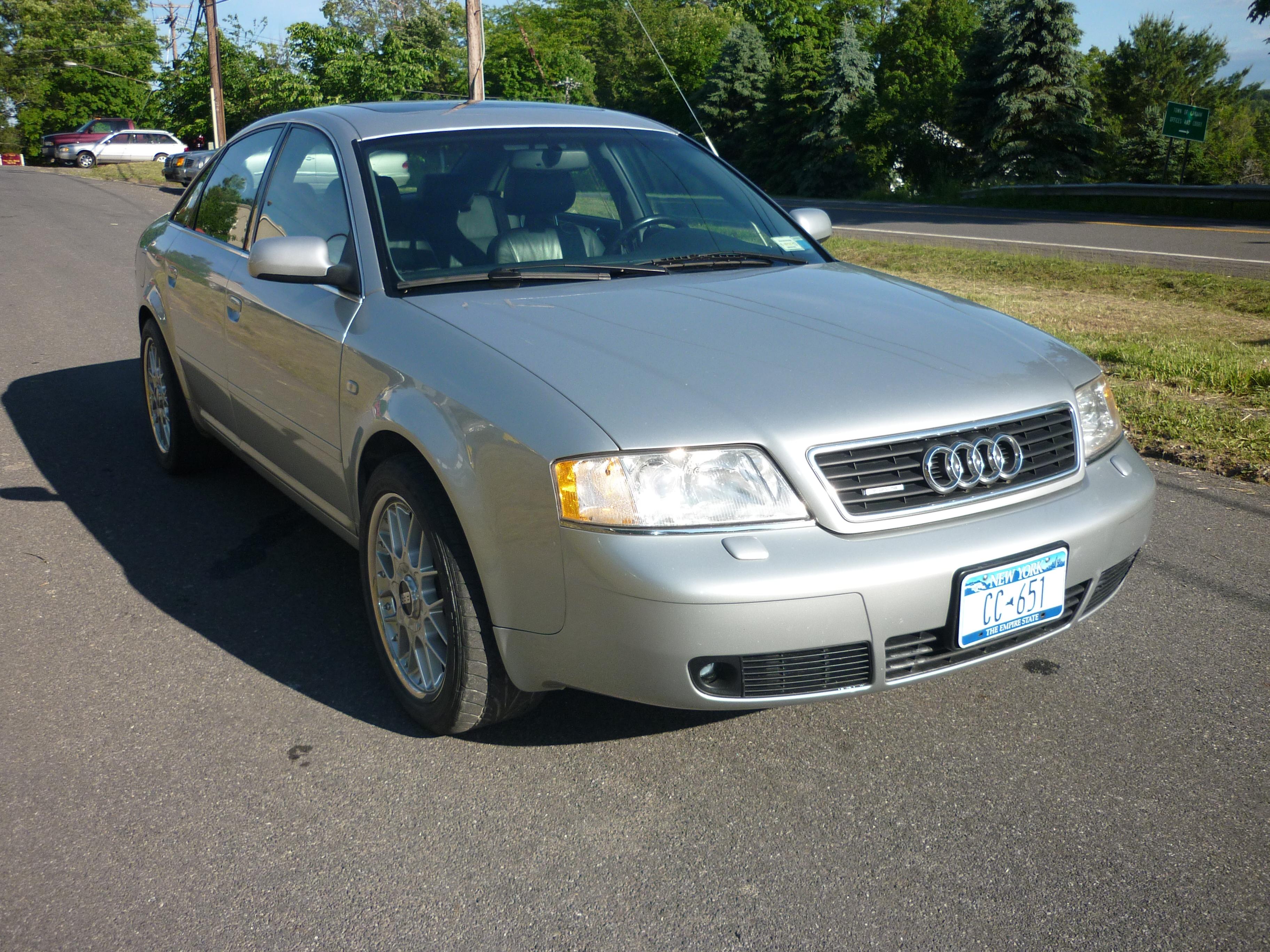 2001 Audi A6 2 7t