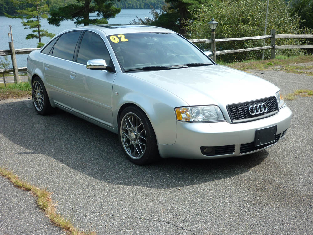 ny 2002 audi a6 2 7t bi turbo 6mt performance upgrades 10 495. Black Bedroom Furniture Sets. Home Design Ideas